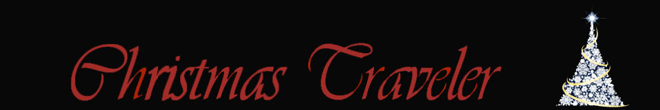 Christmas Traveler site banner
